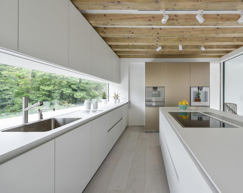 为什麼豪宅的厨房裡,几乎都有中岛台?