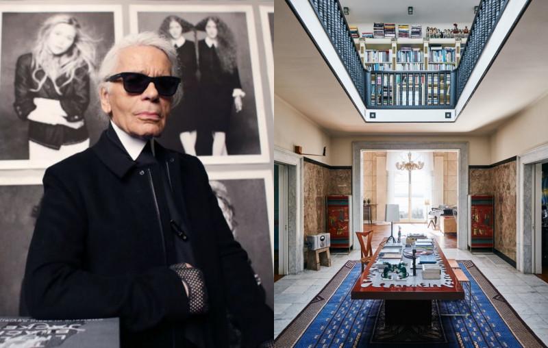 老佛爺舊居出售 1千萬歐元買下CHANEL創意總監品味