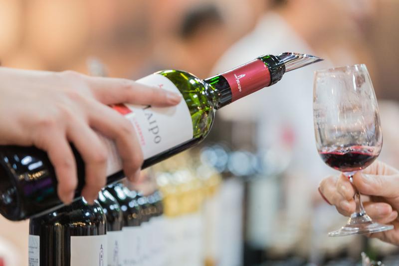 2018年台北葡萄酒展  齊聚世界級佳釀