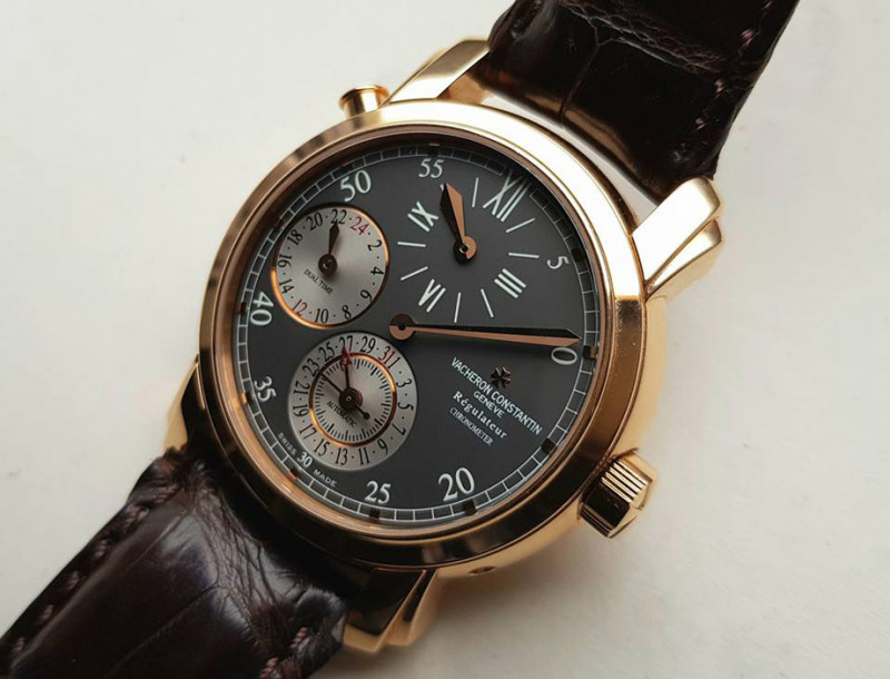 專家聊錶:收藏等級的好物——VC Malte Regulator