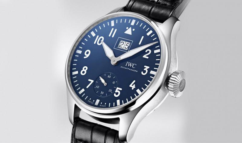 飛行錶代名詞 IWC 大飛為何成為經典