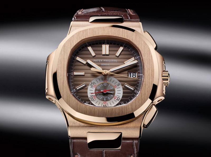 計時碼錶的天花板 Nautilus 5980