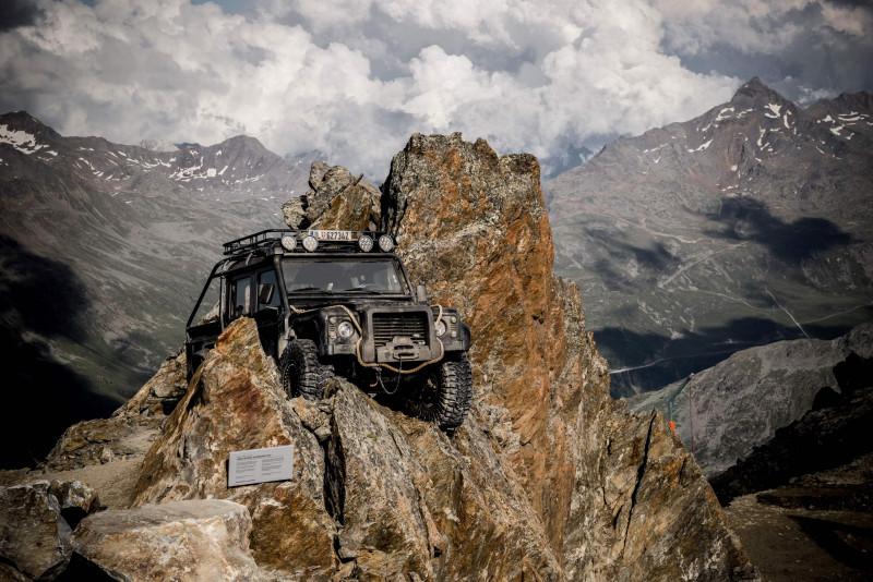 詹姆士龐德的救星 Jaguar Land Rover進入007元素博物館