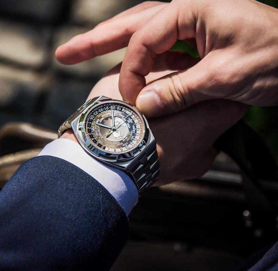 機械錶 保養常識-時間與日期設定