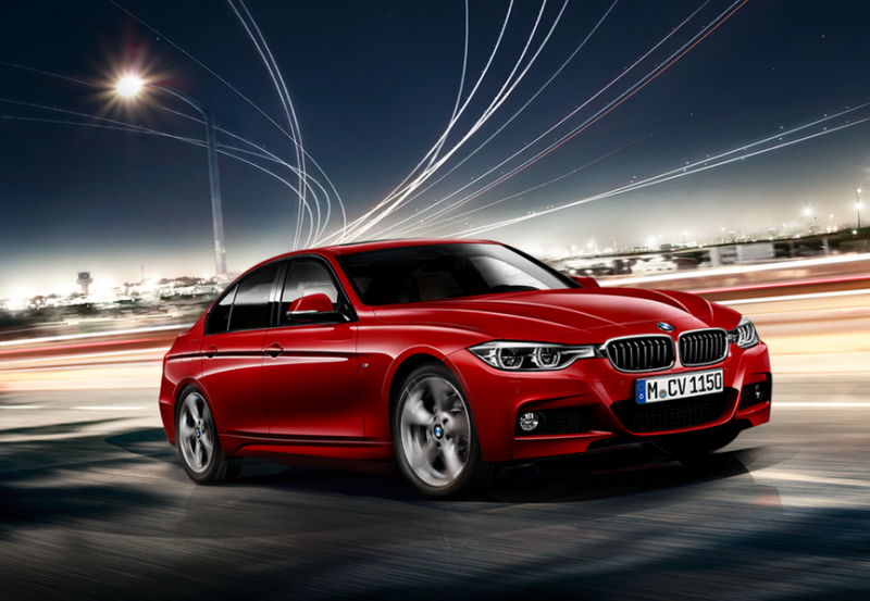 318i、320i M Sport雙車型 BMW 3系列豪華白金版限定上市