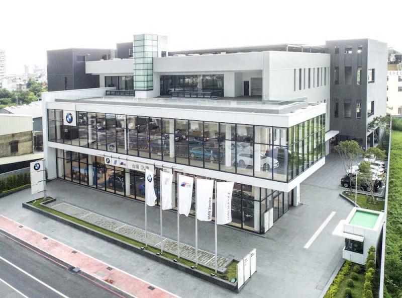 斥資9億的永續經營據點!BMW台南汎德永康5S全功能旗艦展示暨服務中心