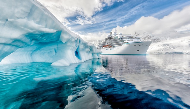 跟著水晶極地破冰級遊艇Crystal Endeavor 來一趟奢華旅行