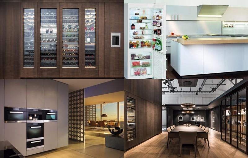 導入建築的觀點 2018頂級家電新品