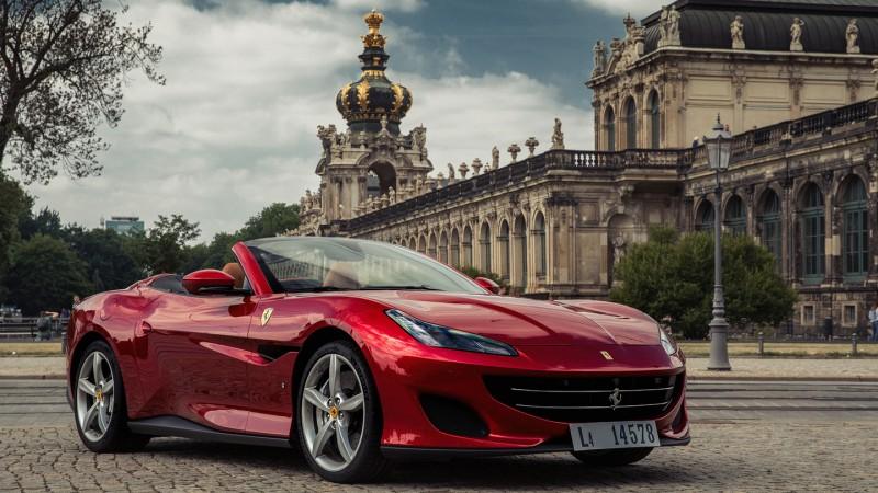 看看法拉利车主怎麼玩 来场Ferrari Portofino欧洲自驾之旅