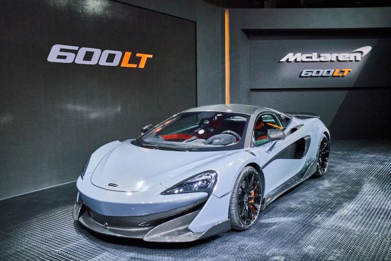 麦拉伦Sports Series家族新血 McLaren 600LT定价1380万元起