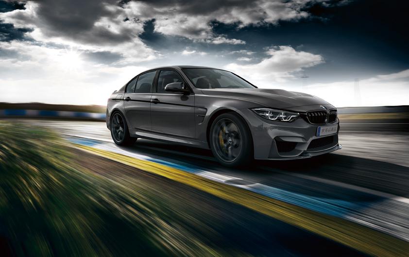 允文允武 BMW M3 CS也許是最值得的