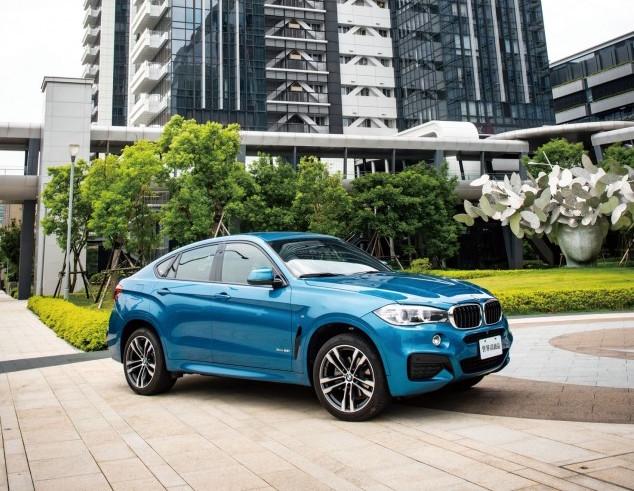 豪華休旅破格之作 BMW X6 xDrive35i M Sport Edition 既然難以低調