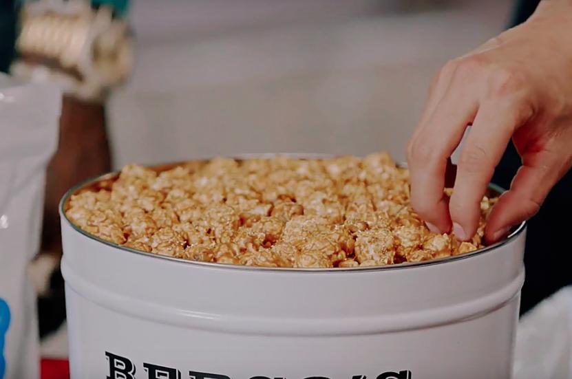一顆爆米花就要5美元?讓你吃不下去的世界最貴爆米花