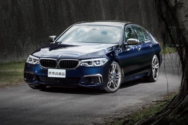 高性能房車 BMW M550i xDrive 恢弘氣度乃真君子