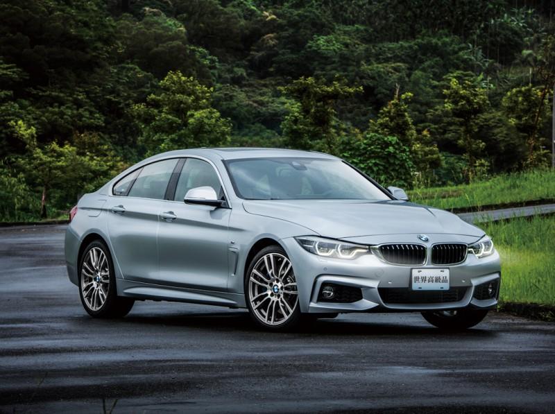 BMW 430i Gran Coupé M Sport 讓你我他都開心