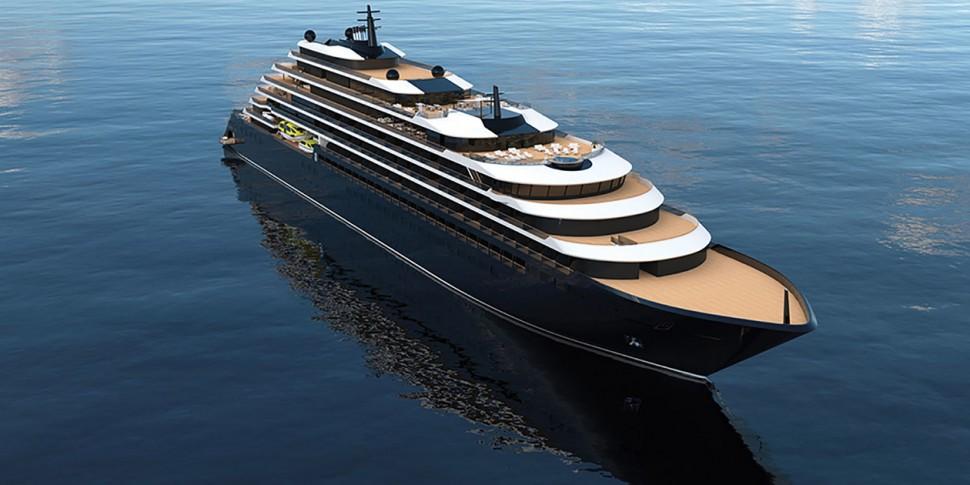 奢華程度堪稱僅為全球1%的人服務  Ritz-Carlton海上酒店2020年啟航