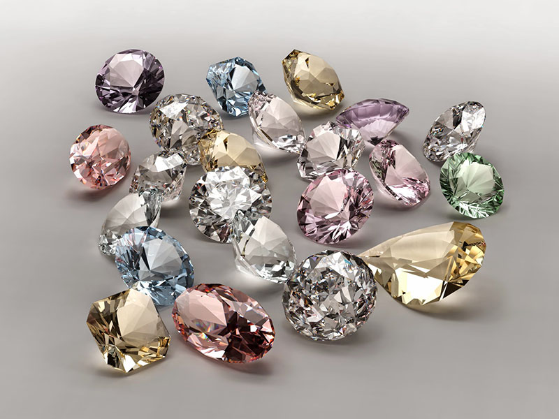 致命的吸引力!讓你不得不愛的彩色鑽石