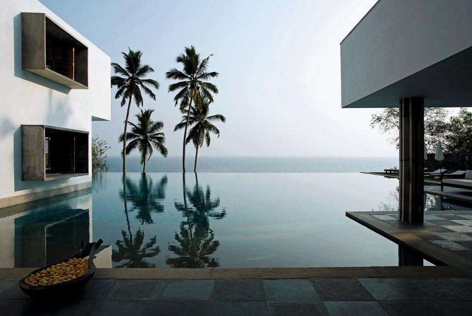 就爱一望无际的疗癒景观 那些依水而建的豪宅