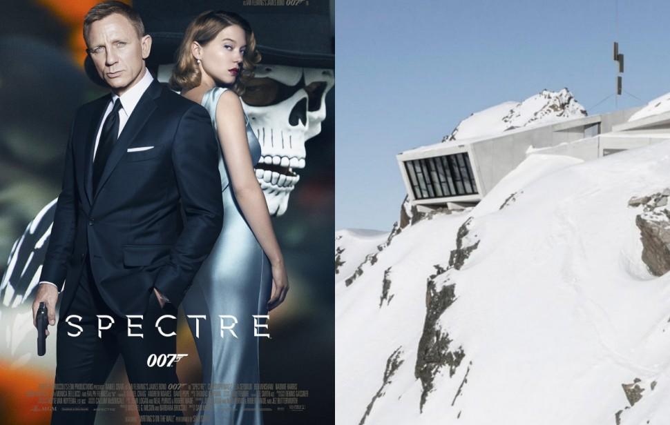 《007:惡魔四伏》場景 變全球最頂峰博物館