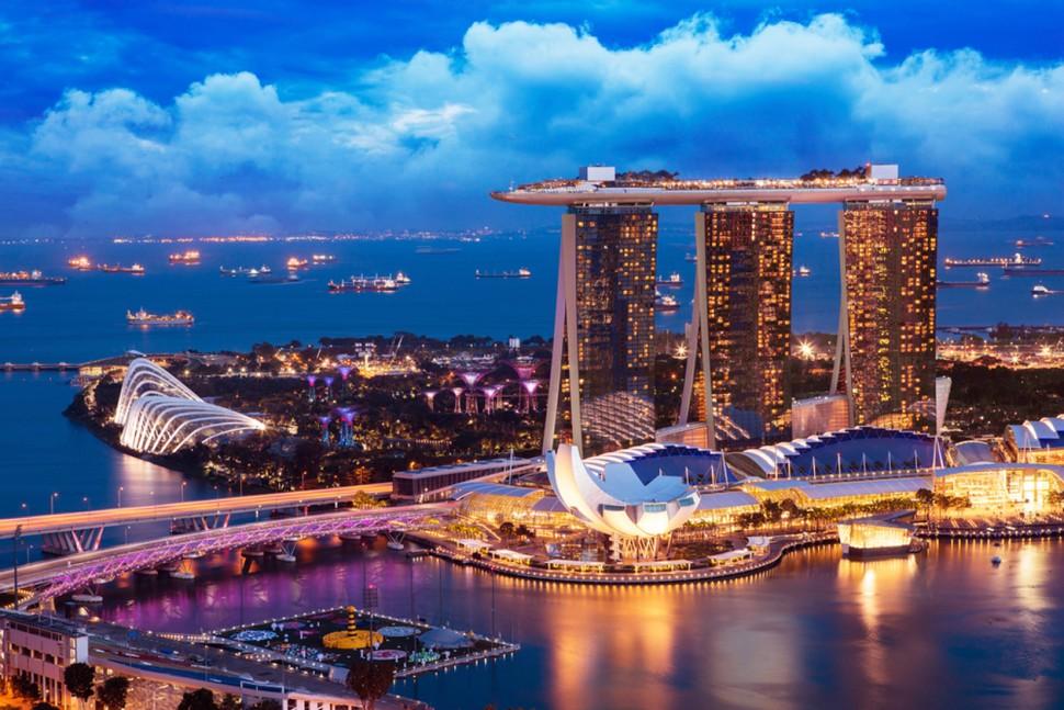 跟著《瘋狂亞洲富豪》遊新加坡 品美食