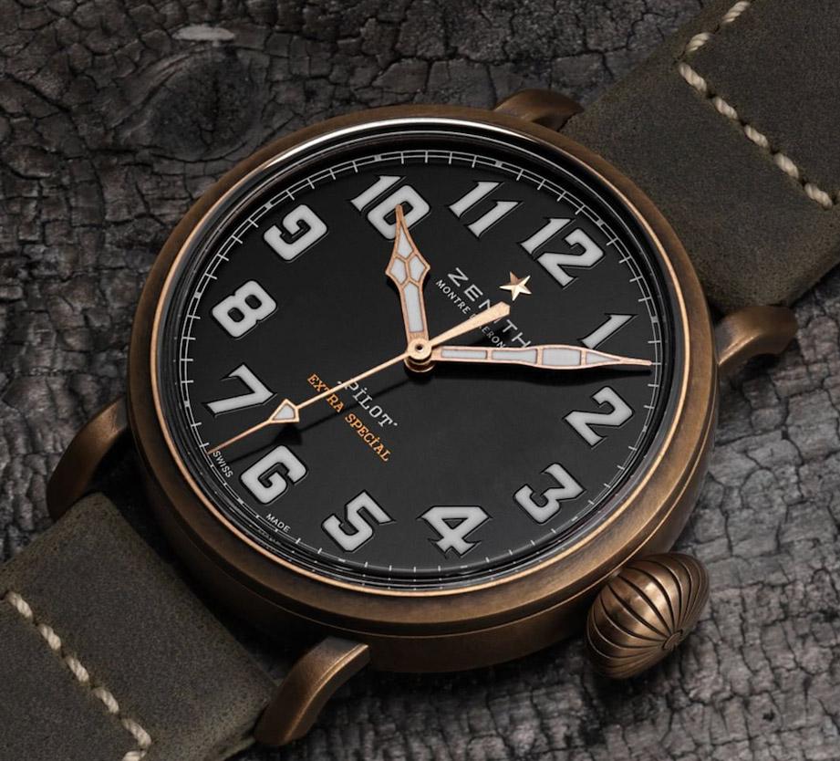 真力時的飛行錶跟其他家有何不同