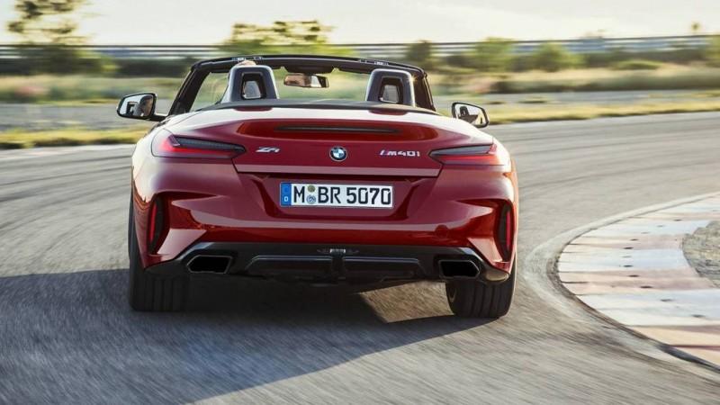 軟篷好久不見! 新世代BMW Z4亮相