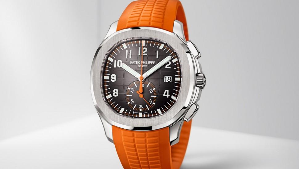 Aquanaut踏上計時新領域 PP 5968