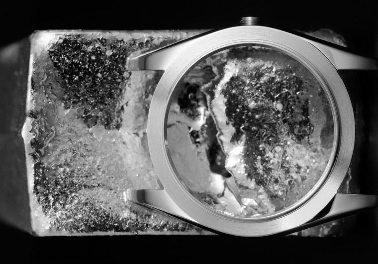 表壳材质中的帝王 950铂金