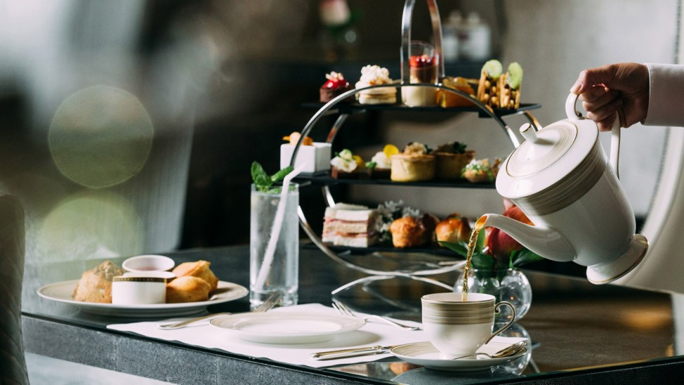 關於下午茶 Afternoon Tea和High Tea的差別