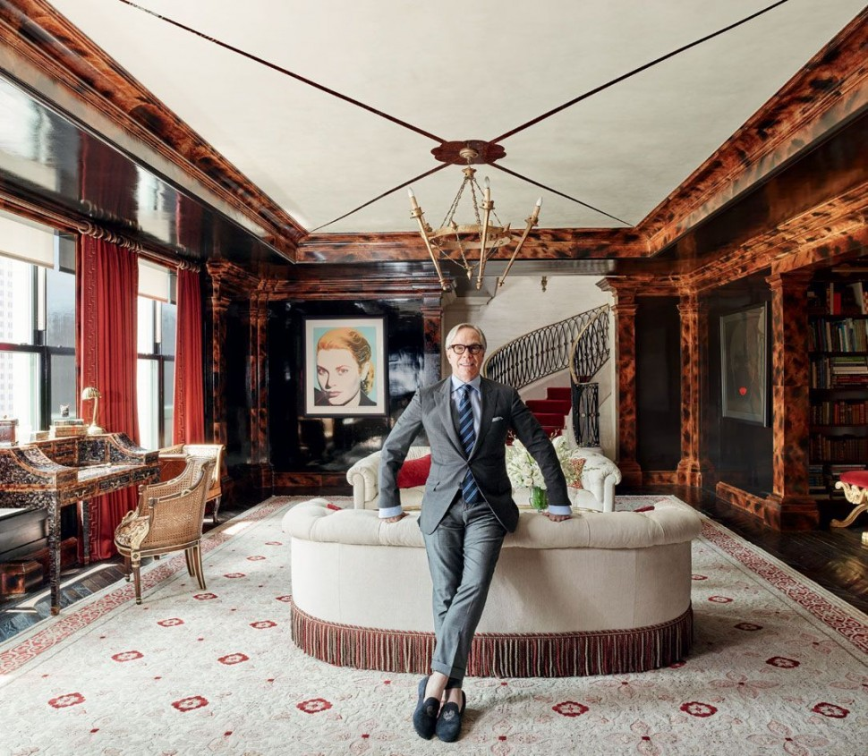 俯瞰中央公园 走进Tommy Hilfiger 5千万美元的纽约豪宅