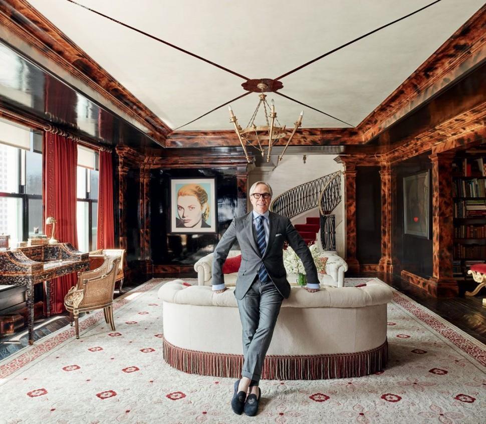 俯瞰中央公園 走進Tommy Hilfiger 5千萬美元的紐約豪宅