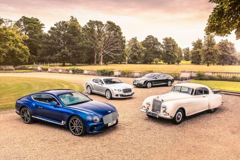 年度豪華GT 賓利全新第三代Bentley Continental GT