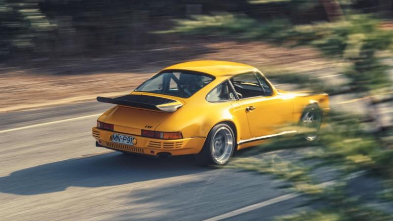 這不是Porsche 傳奇超跑Ruf CTR Yellow Bird