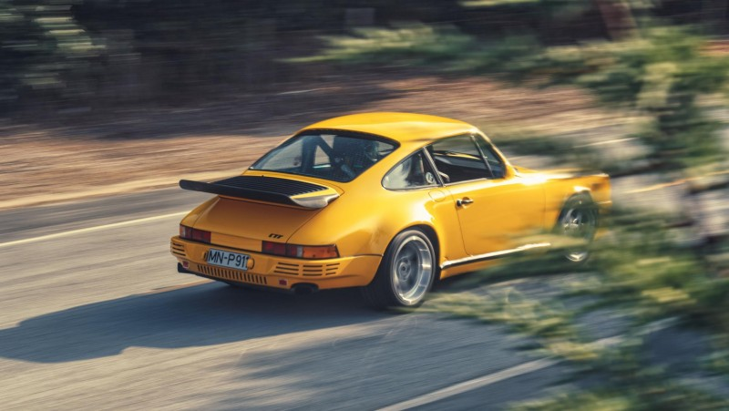 這不是Porsche 傳奇超跑Ruf CTR Yellow Bird僅29部