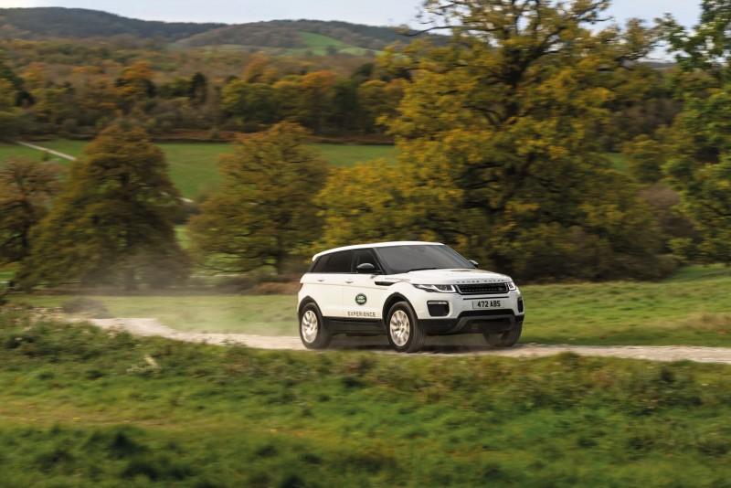 挑戰Land Rover Above and Beyond Tour 全地形挑戰 爭奪前進紐西蘭門票