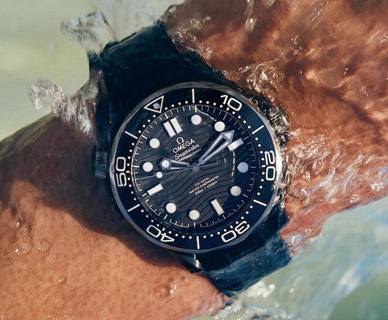 別誤解了 手錶防水數據是這樣解讀