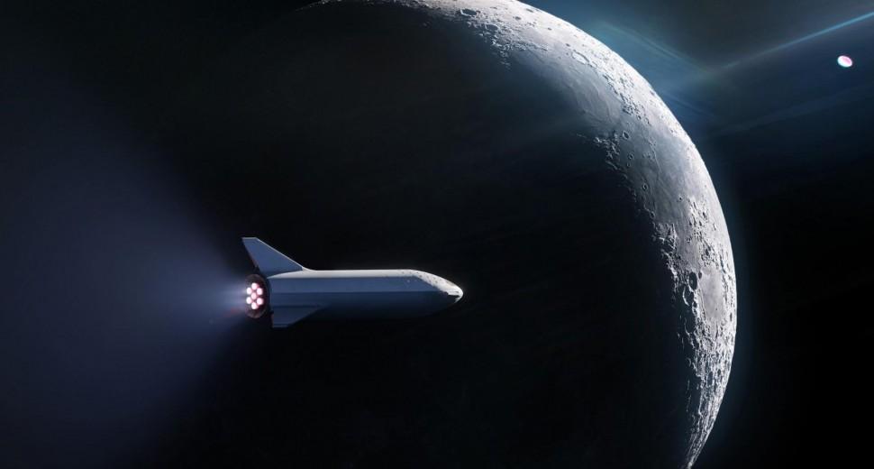 名單公佈了!首位到月球旅行的富豪是他!
