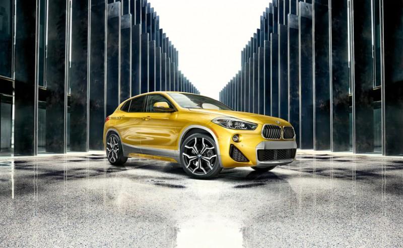 2018年X家族第6位成員報到 BMW X2 sDrive18i 185萬起