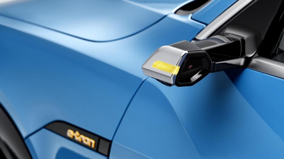 奥迪首辆纯电SUV续航力突破400 公里  Audi e-tron车坛首见虚拟后视镜