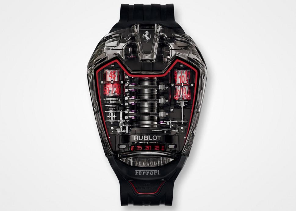 為什麼有些機械錶的動力長得驚人?