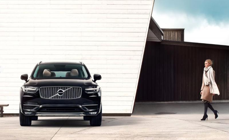 追求無可挑剔的精品休旅2019年式 Volvo XC90