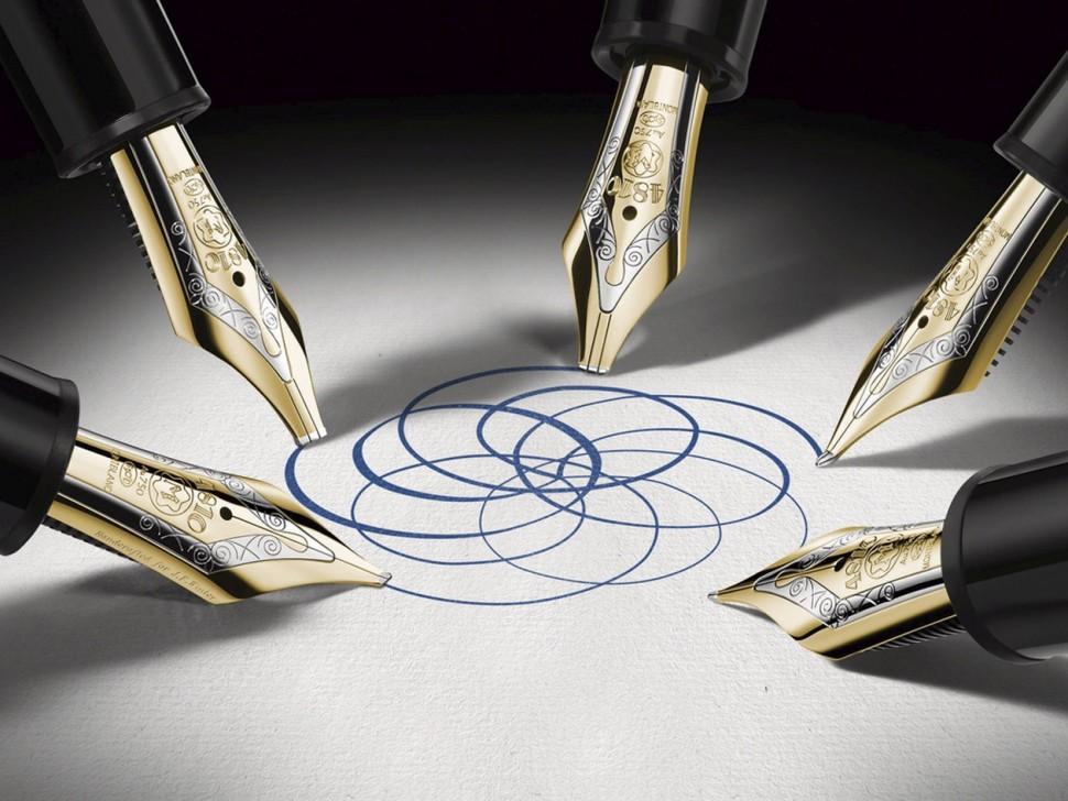 鋼筆墨水的冷知識