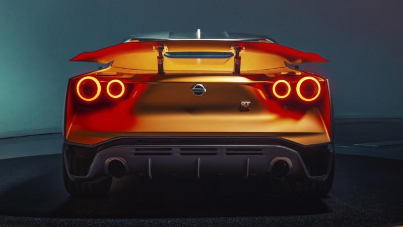 又漲了!日義混血的東瀛戰神Nissan GT-R50 by Italdesign要價台幣3200萬元