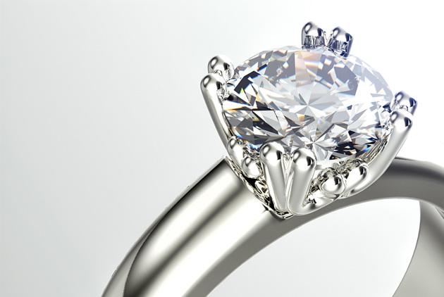 不知道要挑什麼钻石形状吗 先来看看他们不同的优点