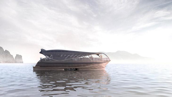 首艘太陽能發電的遊艇 Solar Impact遊艇問世