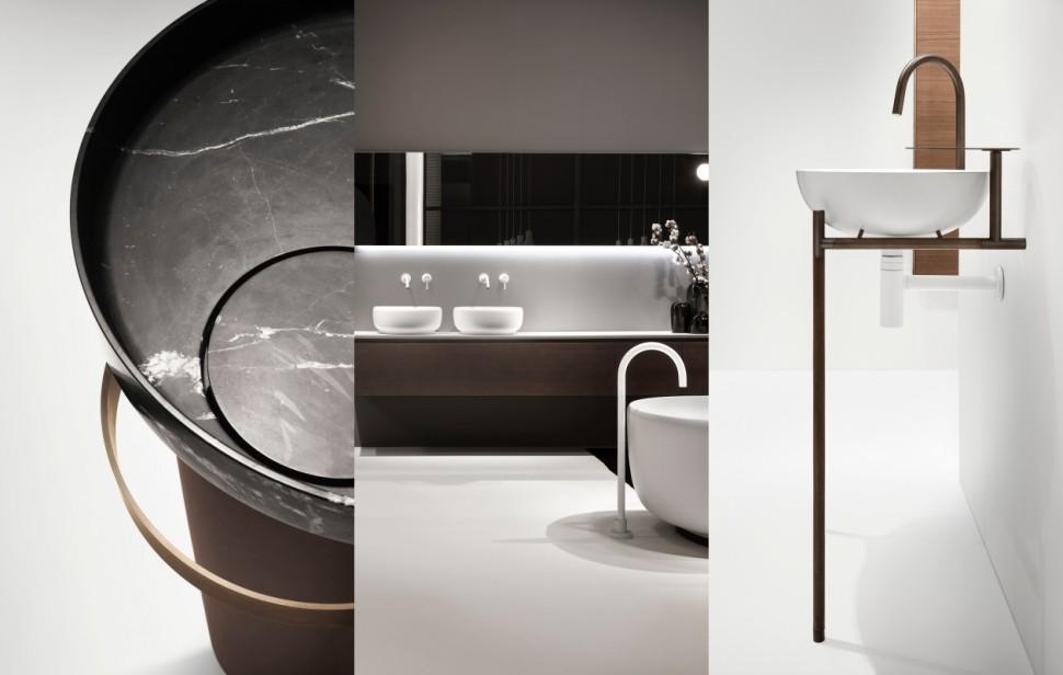 Falper 義式設計挑戰異材質的設計次元