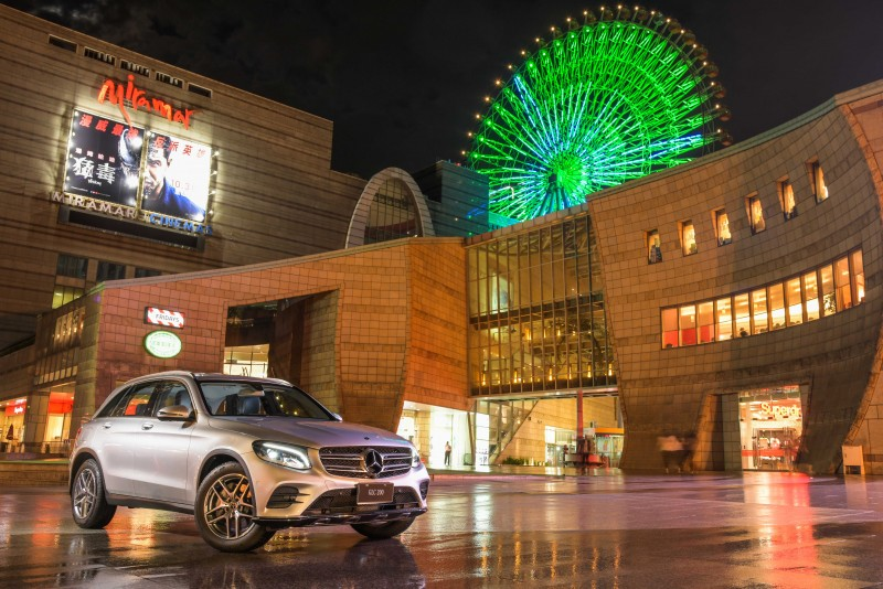 賓士休旅家族新成員 Mercedes-Benz GLC車系追加全新車型GLC 200