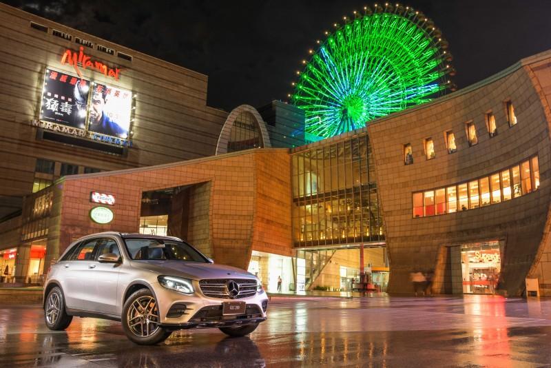 賓士休旅家族新成員 Mercedes-Benz GLC車系追加全新車型GLC 200