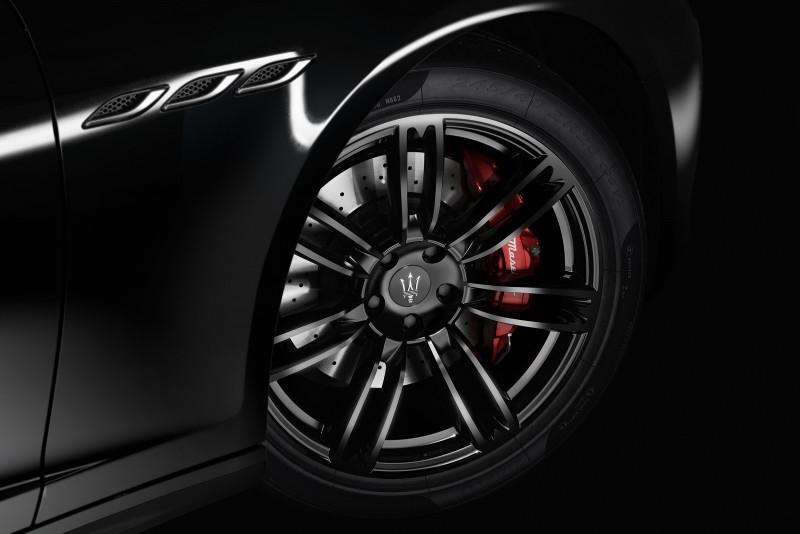 瑪莎拉蒂6席極致之黑 Maserati Ghibli S Q4 GranSport Nerissimo Edition、Levante S GranSport Nerissimo Edition正式上市