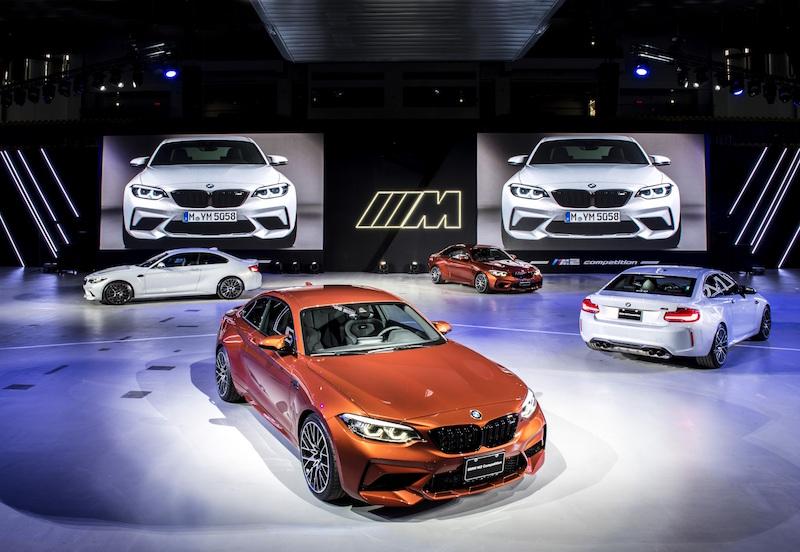 純正M car血統 BMW M2 Competition雙門跑車